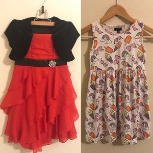Girls Dress Bundle 2 pieces